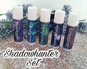 Lip Balm ' Shadowhunter Family ' SET