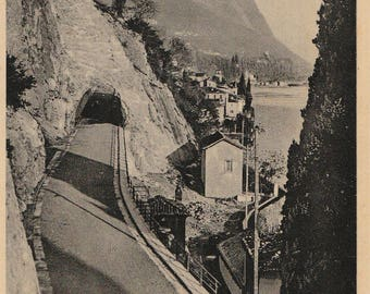 Oria, Italy  ~  Real Photograph ~ Vintage Postcard ~ Unused