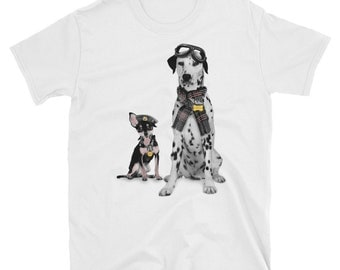 Aviator It's a Dog Life t-shirt