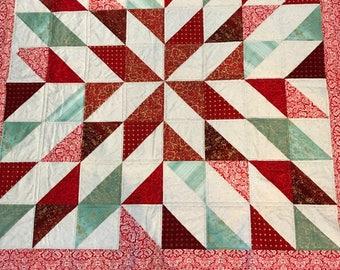 Starburst quilt | Etsy : starburst quilt - Adamdwight.com