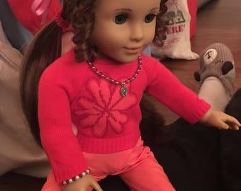 18 inch Doll Jewelry Set