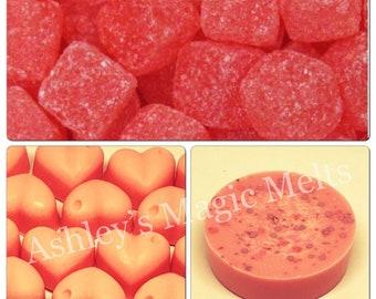 3 Cola cubes sweet wax melts, dupe wax melts, food wax melts, highly fragranced scented melts, cheap wax tart melts, wax bars