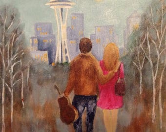 Romance in Seattle
