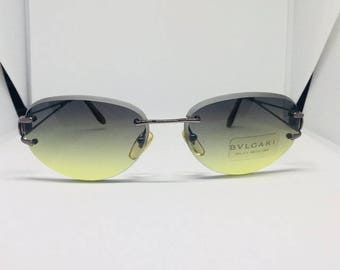 rare sunglasses Bulgari