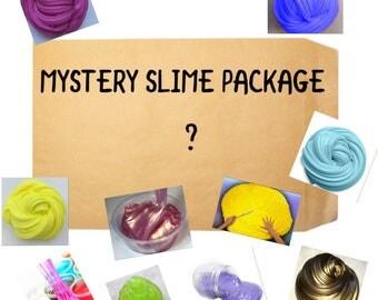 MYSTERY SLIME PACKAGE (read description!)