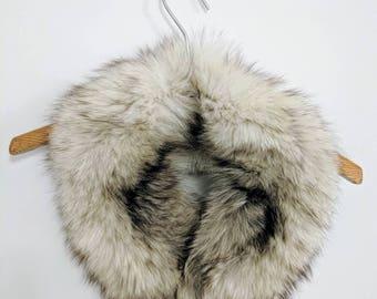 Coyote Fur Collar