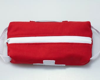 Medical Bag (insulated) for allergies (EpiPens, epinephrine, antihistamines), asthma (inhalers), and other medical needs or emergencies