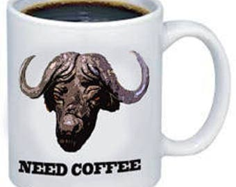 Need Coffee Mug