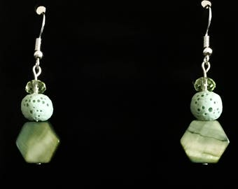 Willow Colored Diffuser Earrings