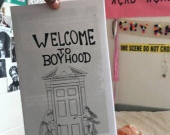 Welcome To Boyhood
