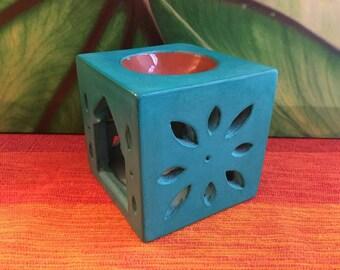 Essential oil diffuser, oil burner, aroma diffuser, aroma lamp, candle warmer