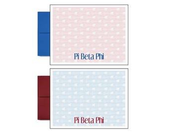 Pi Beta Phi Postcards - Sorority