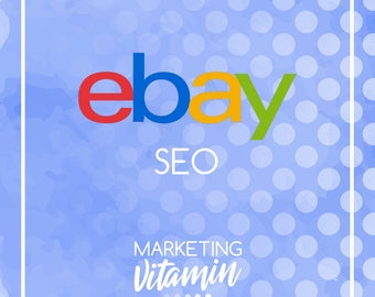 Ebay Help / Ebay SEO Quick Help / Marketing Help / SEO Relevancy / Selling on Ebay / E-bay Shop Help