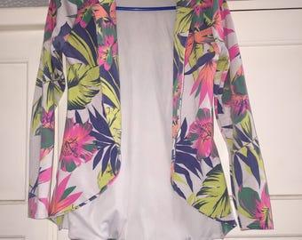 BEautiful floral blazer
