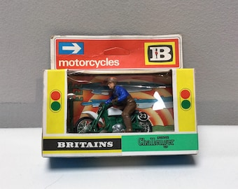 Model 1:32 Britains - Greeves Challenger