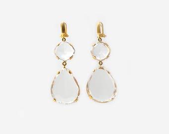 Quartz ROCA Earrings