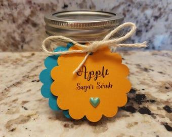 Apple Sugar Scrub