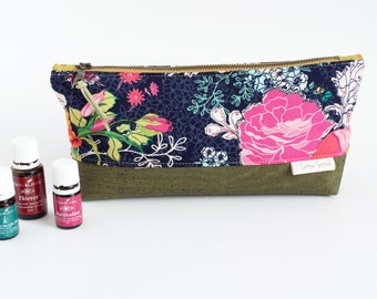 Perfect Essential Oil Pouch, Zipper Pouch