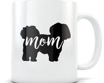 Shih Tzu gifts for women, Shih Tzu mom, Shih Tzu gifts, Shih Tzu mug, Shih Tzu mom mug, Shih Tzu lover, Cute Shih Tzu gift, Shih Tzu dog