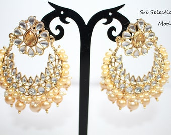 Indian Kundan Jewelery/Artificial Jewelery/Bollywood Fancy Jewelery - A117
