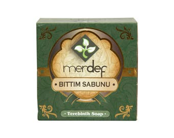 Olive Soap with Terebinth