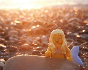 Sunset Mermaid