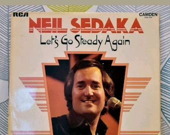 Neil sadarka vinyl let's go steady again