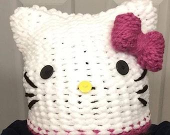 Kitty Kat hats