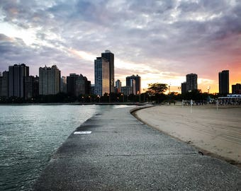Lake Shore Trail- Chicago