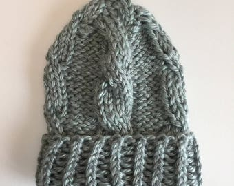 Cable Winter Hat