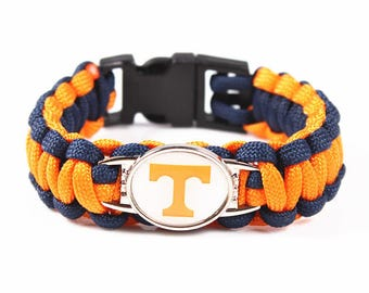 TENNESSEE VOLUNTEERS Paracord Bracelet
