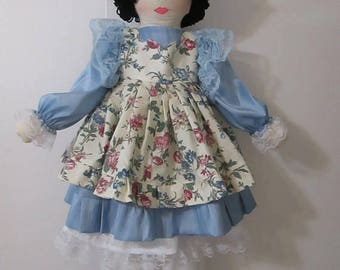 "Doll made From Vintage Pattern - 36"" high"