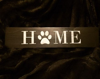 Home pet wall hanging