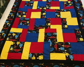 Star Trek Lap Quilt