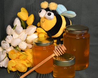 Natural Raw Ontario Honey