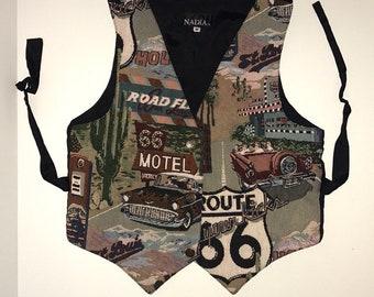 Vintage 90s Day Tripper Vest
