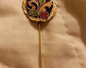 Vintage ladies stick pin