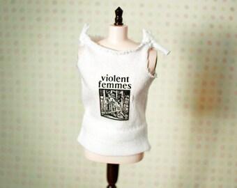 Violent Femmes Tank Top T-Shirt for Blythe