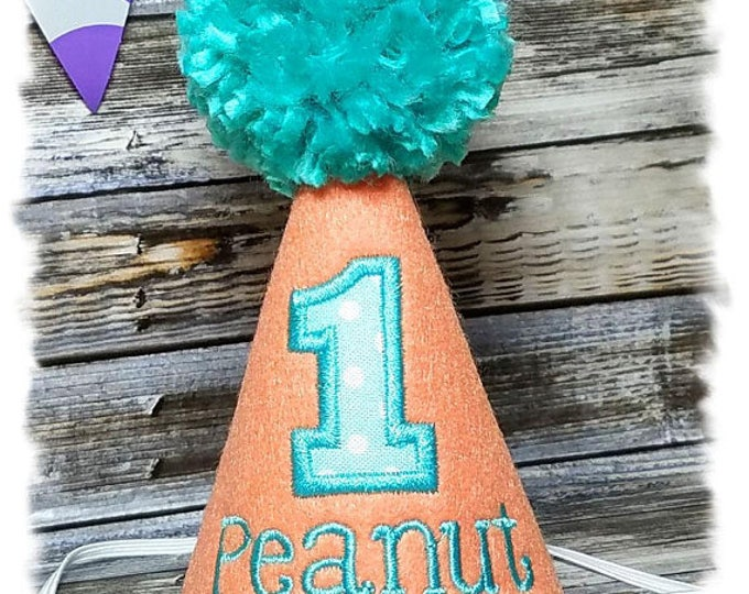 Dog Birthday Hat, Dog Party Hat, Birthday Hat for Dogs, Photo Prop, Pet Lover Gifts, Gotcha Day