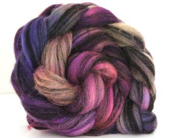 Jacob Humbug Kettle Dyed Wool Top JHT27  100g - 3.5oz