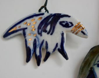 a little thing anteater like, pendant