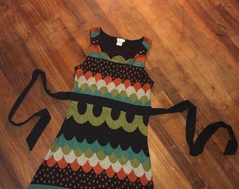 Funky People dress sz L by im.butterflycreations