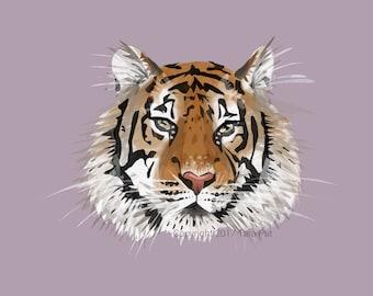 Tiger Tiger - Print