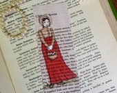 Jane Austen Pride and Prejudice - Jane Bennett Bookmark