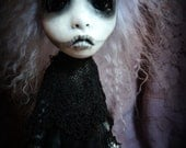 Loopy Southern Gothic Art Doll Fantasy Dark Creepy Dead Delilah