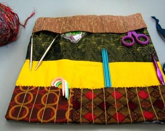 Needle Case, Knit/Crotchet