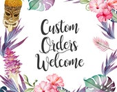 Custom Listing for Mona - Queen Bees - MC