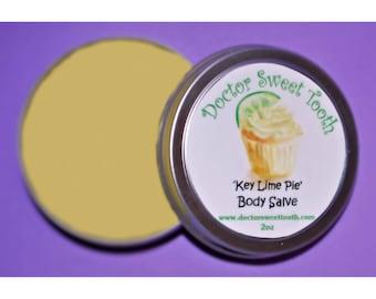 Key Lime Pie Body Salve 2oz