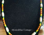 Vietnam Stretch Necklace 7- Sizes & Prices