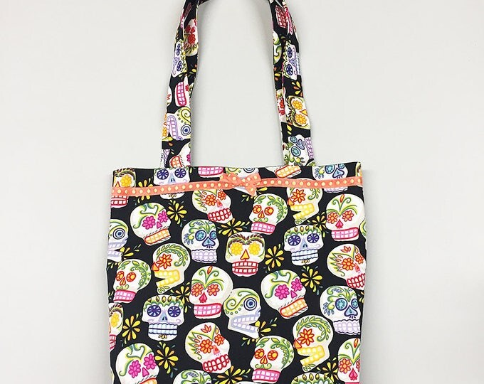 Tote Bag - Sugar Skulls